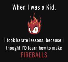 Karate Baby Tee