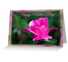 A Rose for Mother's Day Greeting Card