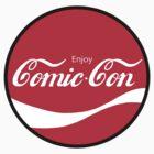 Enjoy Comic Con by ColaBoy