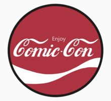 Enjoy Comic Con by ColaBoy
