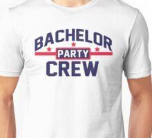 Bachelor Party Crew Unisex T-Shirt