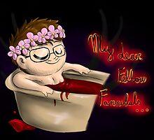 Bryan fuller's bloodbath by Furiarossa