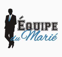 Équipe du Marié by nektarinchen