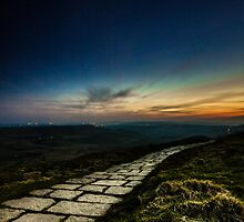 From Mam Tor by TinDog