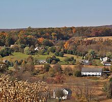 Moorestown Autumn by Tim Holmes