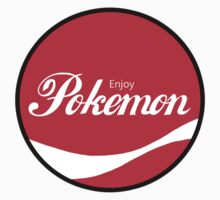 Enjoy Pokemon by ColaBoy