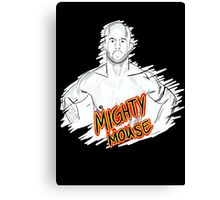 Mighty Mouse (D. Johnson) MMA  Canvas Print