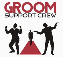 Groom Support Crew by nektarinchen
