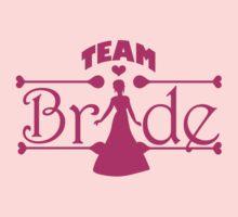 Team Bride One Piece - Long Sleeve