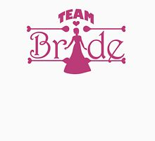 Team Bride Womens Fitted T-Shirt