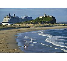 CELEBRITY SOLSTICE Photographic Print