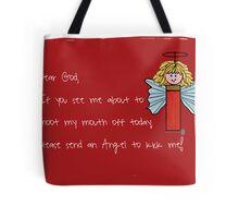 Bullet Angel  Tote Bag