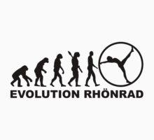 Evolution gymwheel Baby Tee