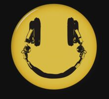 Smiley DJ 3D by DesignDesign