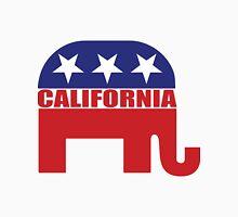 California Republican Elephant Unisex T-Shirt