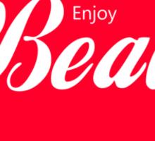 Enjoy Beats Sticker