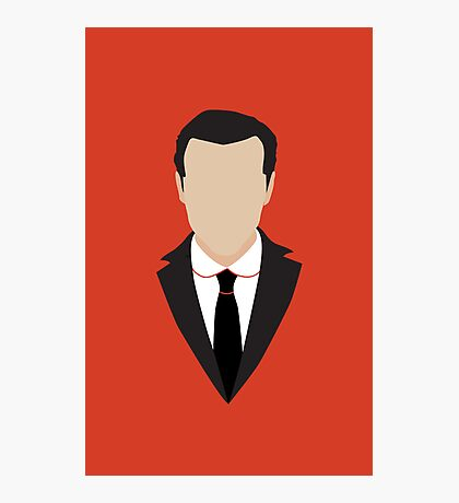 3 Jim Moriarty Photographic Print