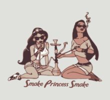 SMOKE PRINCESS SMOKE by Indayahlove