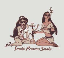 SMOKE PRINCESS SMOKE by Indayahlove