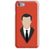 3 Jim Moriarty iPhone Case/Skin