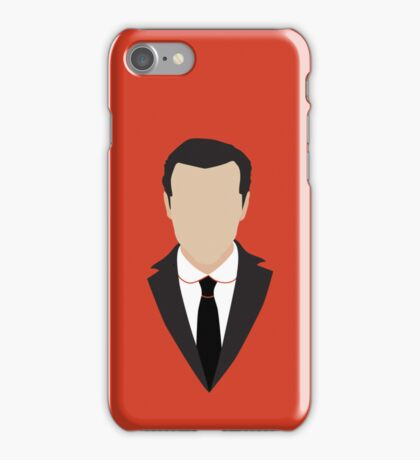 3 Jim Moriarty iPhone Case/Skin