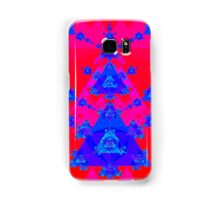 Psychedelic Triangle Fractal Samsung Galaxy Case/Skin