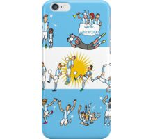 World Cup ARGENTINA 2014 iPhone Case/Skin