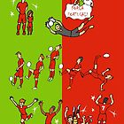 World Cup PORTUGAL 2014 by colortown