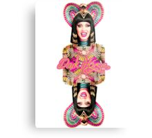 Katy Perry Metal Print