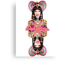 Katy Perry Canvas Print