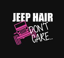 Jeep Hair Don't Care Shirt Women's Relaxed Fit T-Shirt