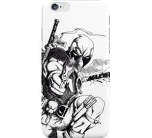 Weapon XI iPhone Case/Skin