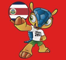 World cup mascot love costa rica by miky90