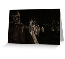 Korean Memorial Greeting Card
