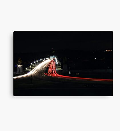 Cars Canvas Print