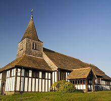 Marton Church by dilyst