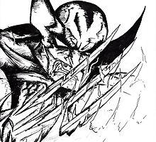 Wolverine by EmperorDinodude