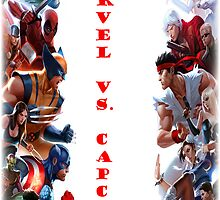 Marvel Vs Capcom by Raphael Manu