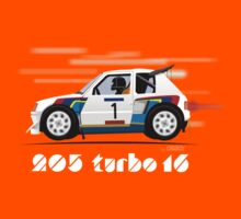 205 TURBO 16 by Cirebox