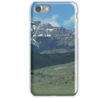 Slice of Mountain Living iPhone Case/Skin