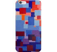 Sunset Squares iPhone Case/Skin