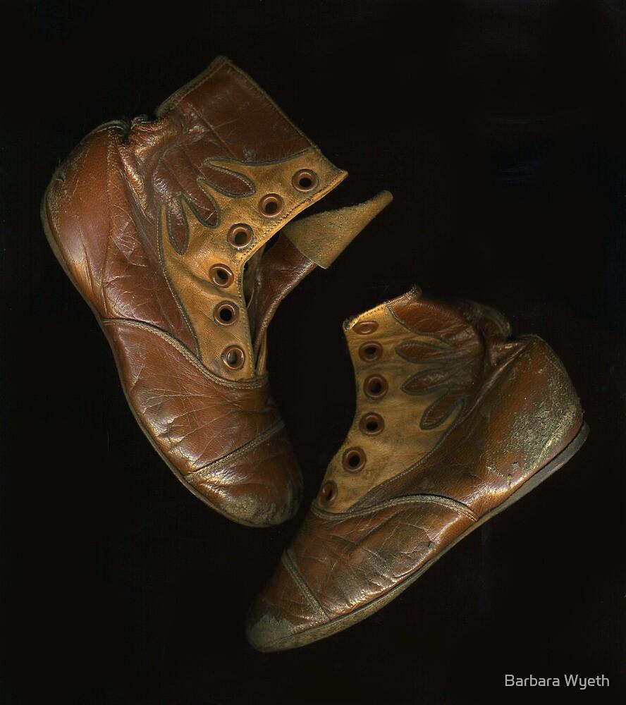 Dad's Baby Shoes by Barbara Wyeth