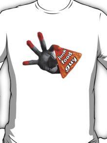 Junk food guy  T-Shirt