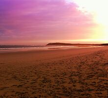 Ocean Grove at Sunset by dare-ingdesign