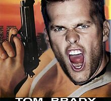 Die Hard Tom Brady Style by grichuate