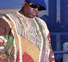 biggie smalls notoriousbig biggie B.I.G by innovativemind