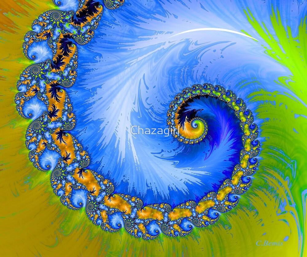 Sonic Splash by Chazagirl
