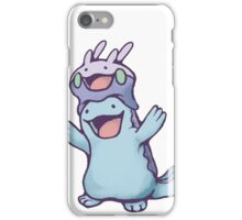 Unaware Goomy & Quagsire iPhone Case/Skin