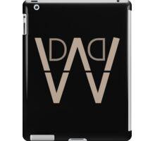 Den Den's Wives iPad Case/Skin