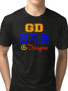 ♥♫Big Bang G-Dragon Cool K-Pop GD Clothing & Cases & Stickers & Bags & Home Decor & Stationary♪♥s♪♥ Tri-blend T-Shirt